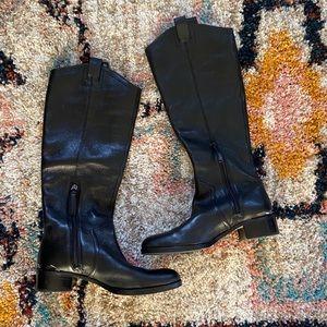 Louise et Cie Shoes - Louise et Cie Black leather tall boots